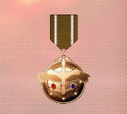 Ace x2 mp medal bronze savior
