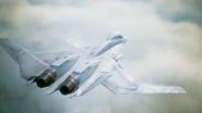 X-02S Strike Wyvern Flyby No Emblem 9