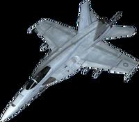 FA-18E Super Hornet (Aurelia)