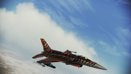 F-16F -DR- Event Skin 01 Flyby 3