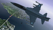 F-5E ACX Flyby 1