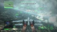 AC6 Team Battle Vitoze Gameplay