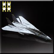 F-14A Blaze Icon