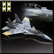 Su-37 -Yellow4- Infinity Icon