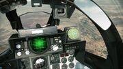 F-4E cockpit