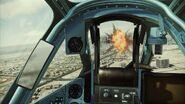 Su-25TM Cockpit