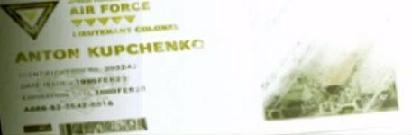 Anton Kupchenko Identificación