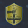 Defensive Chemical Laser Raid Operation (Gold) Emblem