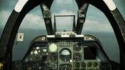 A-10A cockpit