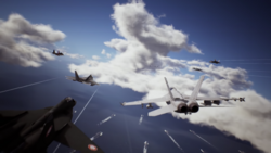 AC7 Coalition Attack