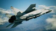 AC7 MiG-31B Flyaway