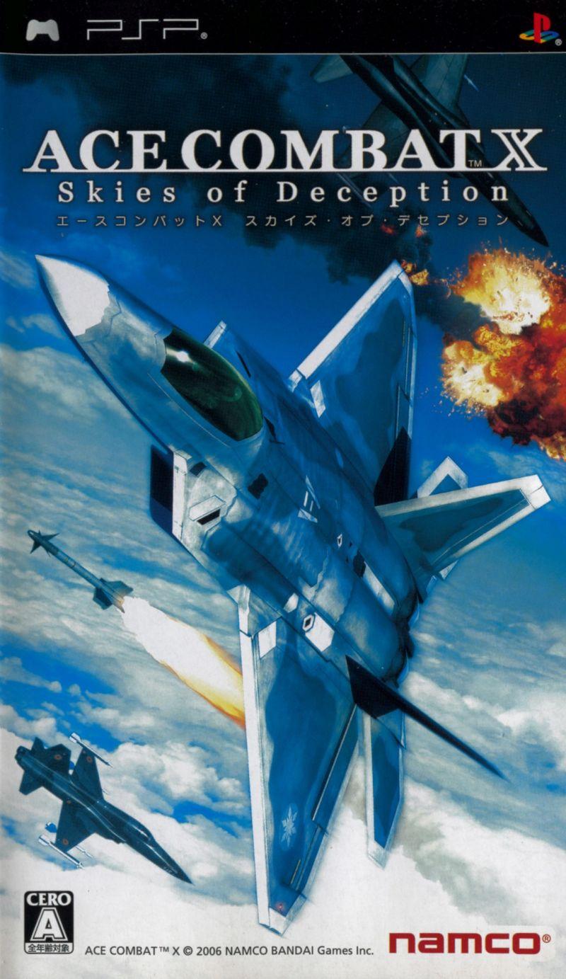 Ace Combat X Box Art Japan.jpg
