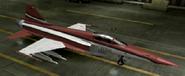 F-20A Special color hangar