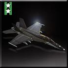 F/A-18F -Black Hornet-