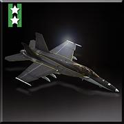 FA-18F -Black Hornet-