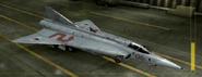J35J standard color hangar
