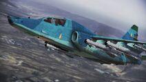 Su-25TM FLYBY-0