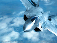 F-22A Raptor Mobius One