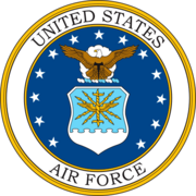 Military service mark of the US Air Force
