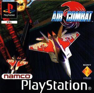 Carátula Air Combat (1995) 1