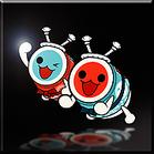 Don-chan & Kat-chan Infinity Emblem