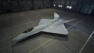 YF-23 AC7 Color 5 Hangar