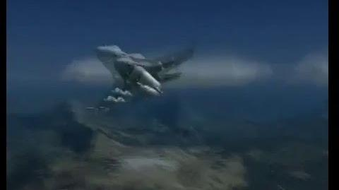 Ace Combat 5 The Unsung War - Show Reel