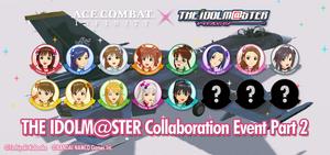Ace Combat x iDOLMASTER banner part 2