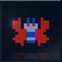 GALAGA 03 Infinity Emblem
