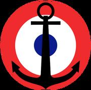 Cocarde aviation marine