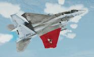 F-15C -Pixy- Flyby