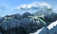 Lancer Squadron formation