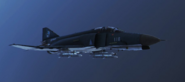 F-4E -Mobius1- Flyby