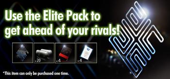 Elite Pack Banner