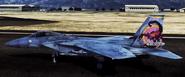 F-15C -Scorpio- taking off