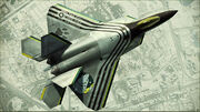 F-22A Warwolf