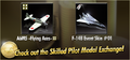 A6M5 -Flying Aces- and F-14B Event Skin 01 Skilled Pilot Medal Exchange Banner.png