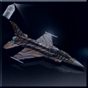 F-16F -Desert Rock- Event Skin -01 icon