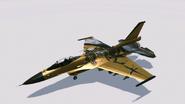 F2A Shogun Hangar