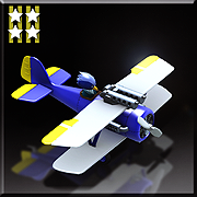 SKY KID -Blue Max 1- Icon
