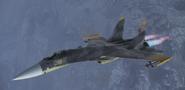 Su-37 -Jean Louis- Flyby 2