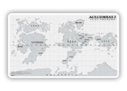 AC7 WonderGOO Strangereal Map Desk Mat