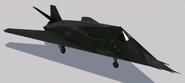 F-117A Nighthawk Hangar
