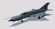 MiG21bis Viper Hangar