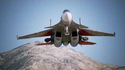 Ace Combat 7 Skies Unknown - New Years Showcase Trailer