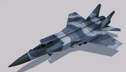 MiG-31B Event Skin -01 Hangar