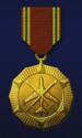 AC6 Gold Ace Medal