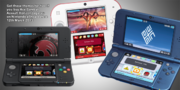 Ace Combat 3DS Themes Europe