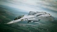 X-02S Strike Wyvern Flyby No Emblem 6