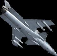 X-29A (Aurelia Back)